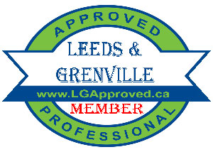 Leeds and Grenville Approved Member Logo